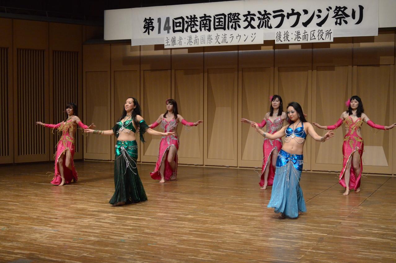 国際アラビアンダンス協会(アラビアンダンス)