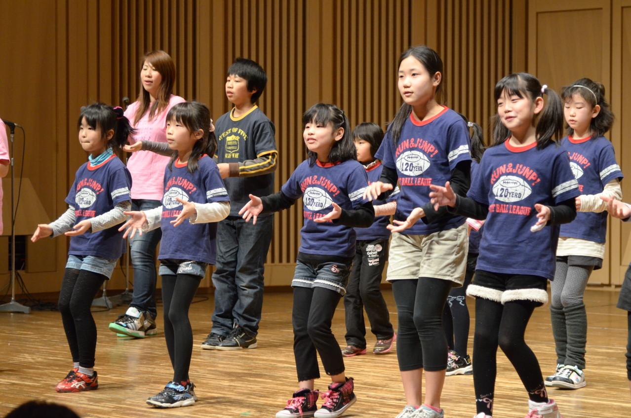 みんなの手話ダンス(手話ダンス)