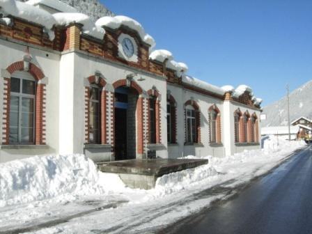 Engi im Winter