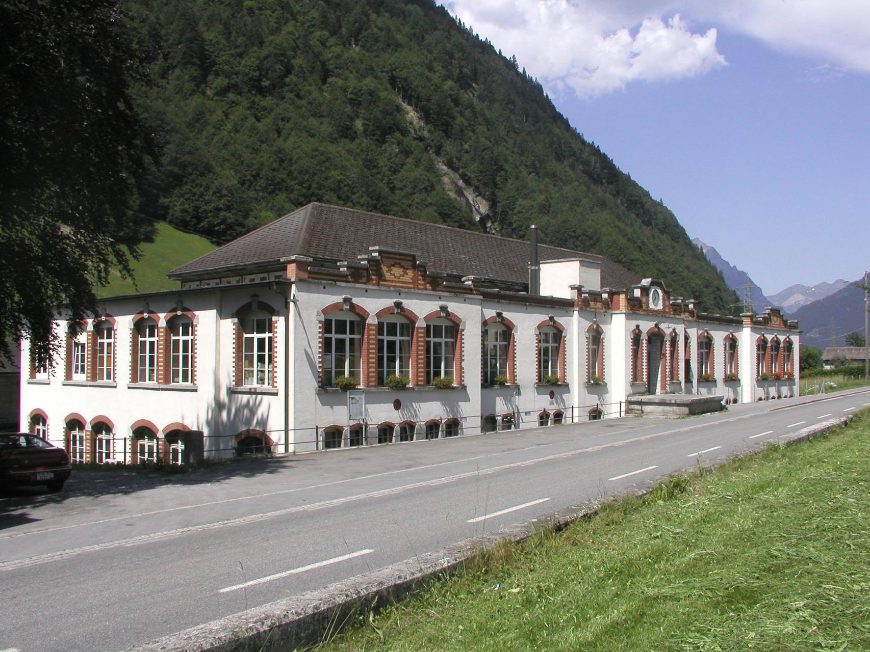 Hinterdorf - Produktion Fertigprodukte