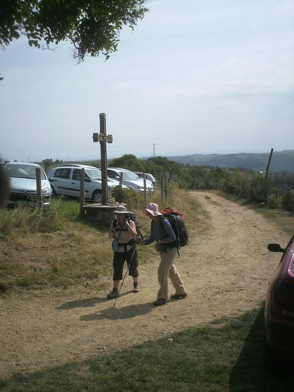 Chemins de St Jacques de Compostelle