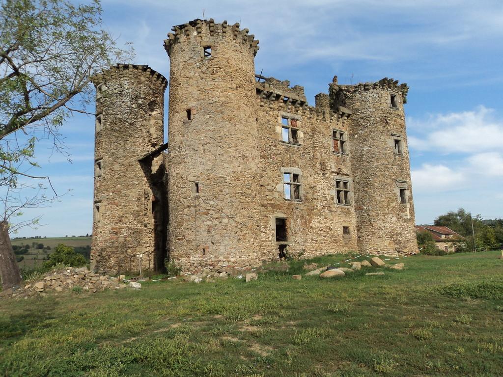 Chateau de Pagax Aveyron Rouergue