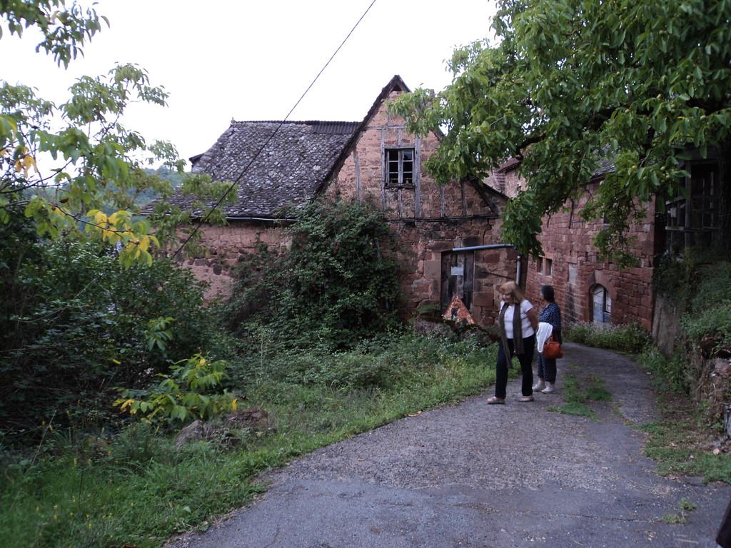 Mouret Aveyron près de Conques