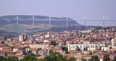 MILLAU Aveyron Rouergue