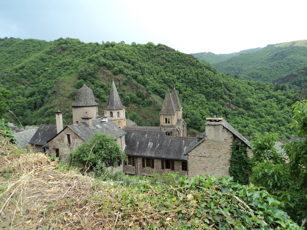 Conques Aveyron 12