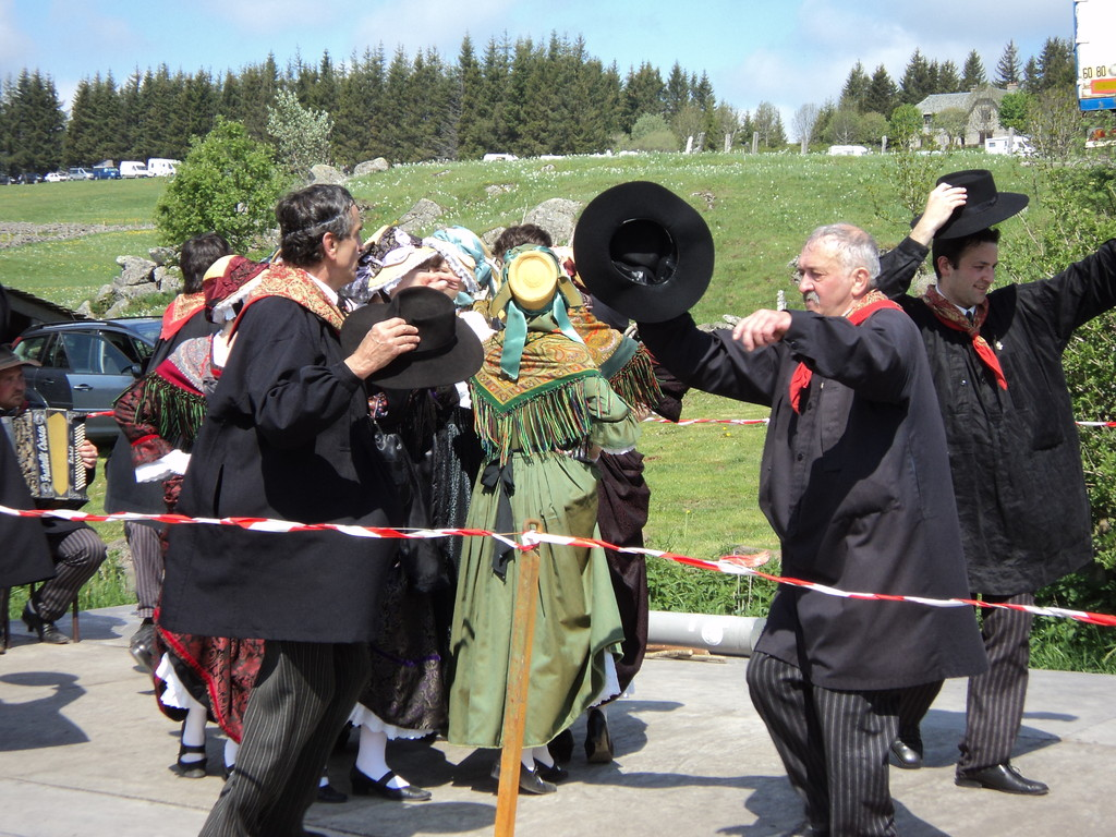 Folklore  aveyronnais