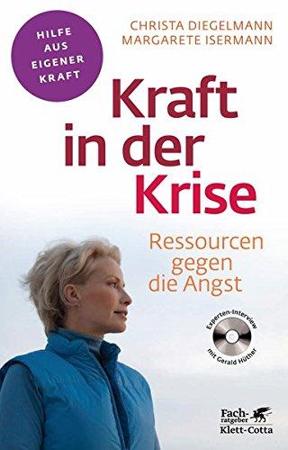 Cover des Buches Kraft in der Krise von Christa Diegelmann und Margarete Isermann.