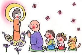 供養に関するお話しです。 仏教の勉強会は浄光寺です。