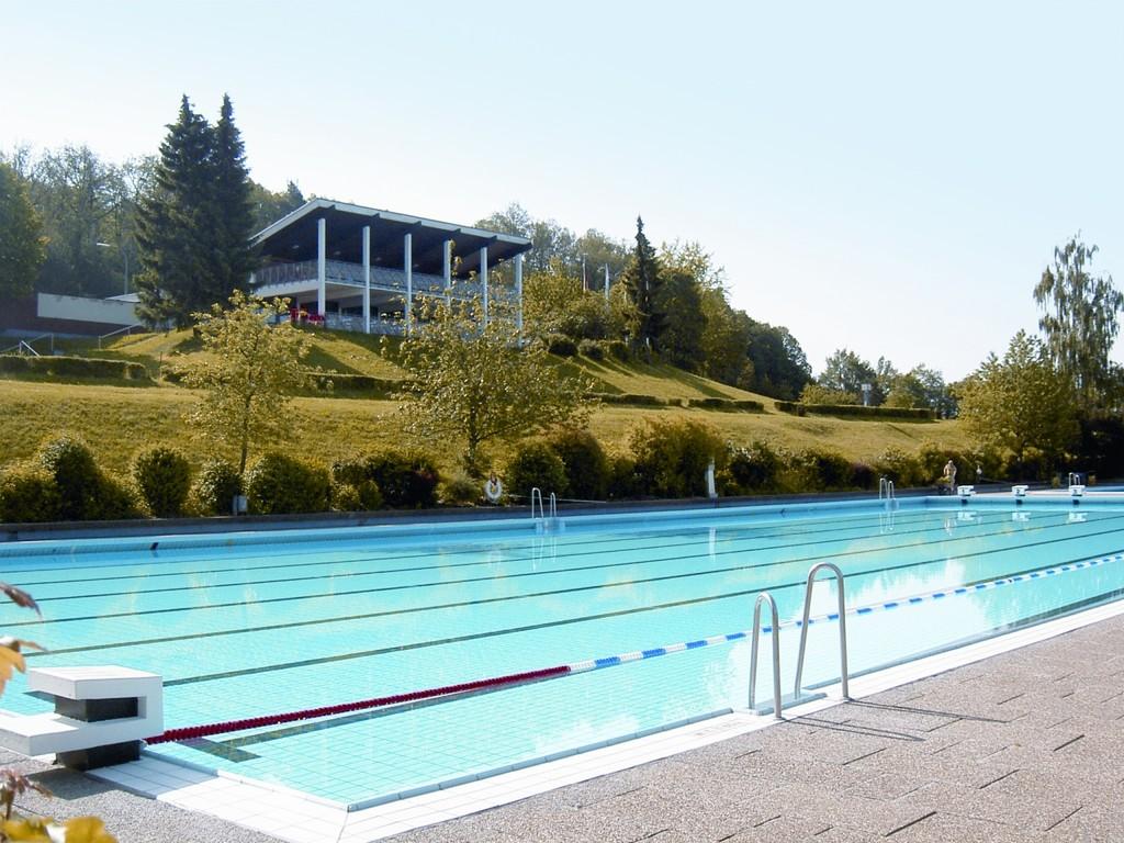 Schwimmbad Ebern