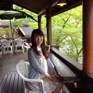 額賀さんの隠れ家になってる山の中のカフェで