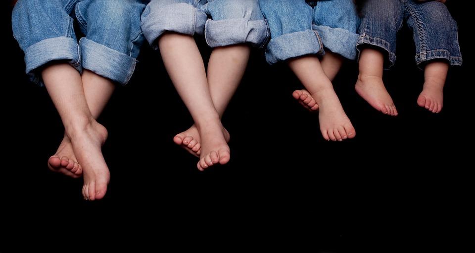 Unsere Füße