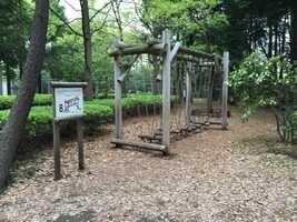 大和冒険の森フィールドアスレチック