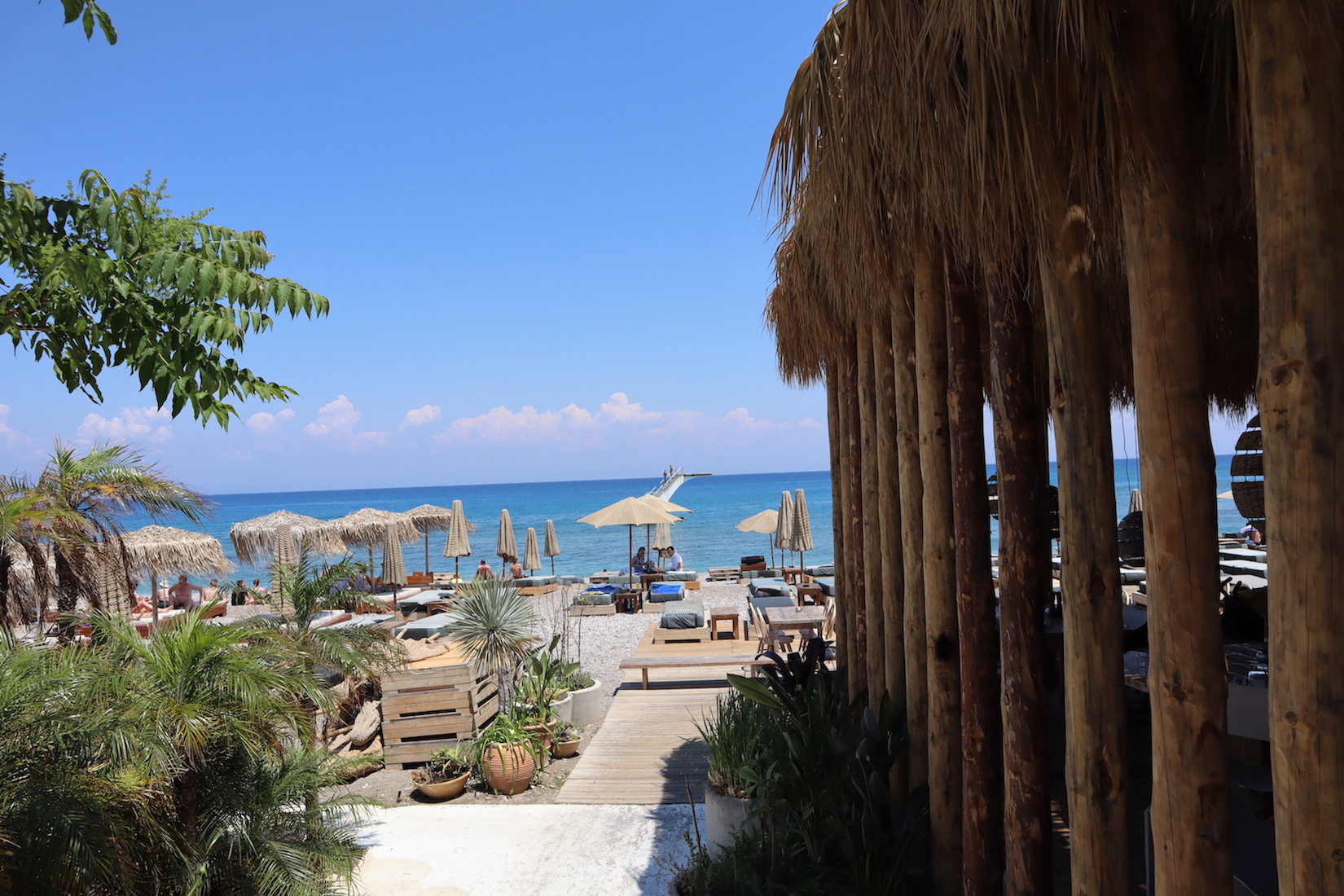 Ellis Beach Rhodos