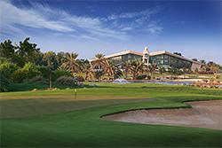 HSBC Championship  2021 at Abu Dhabi Golf Club