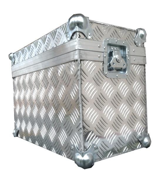 cajas de aluminio o baules de aluminio