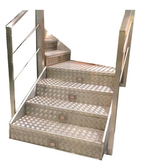 Escalera-de-aluminio