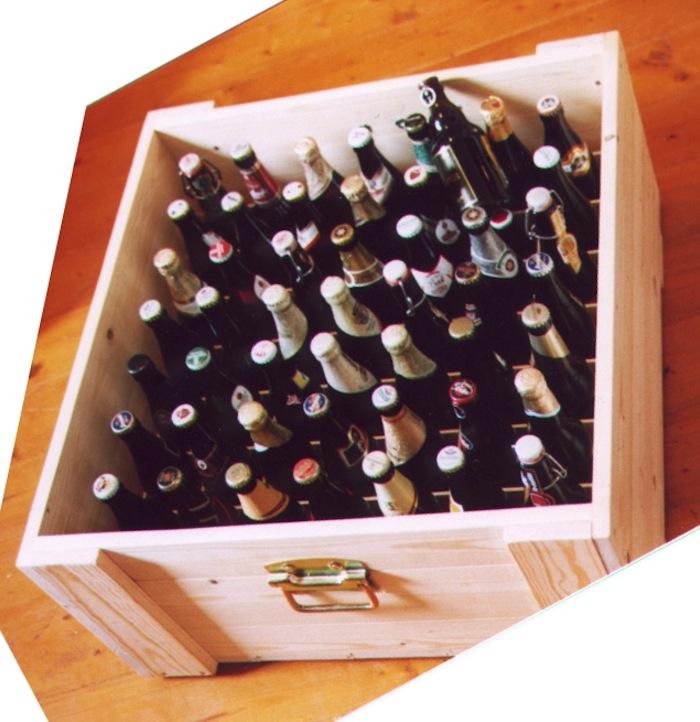 Spezial-49er-Bierkasten