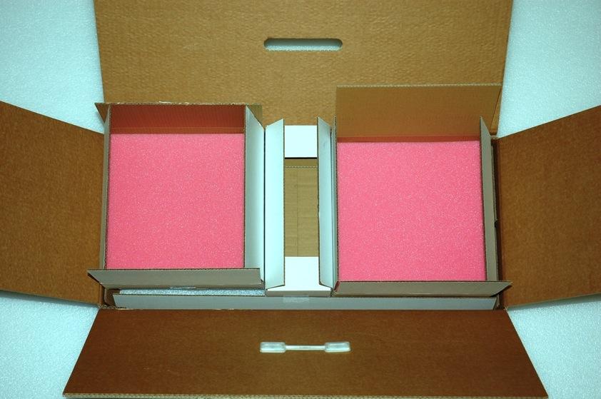 Verpackung für TRM