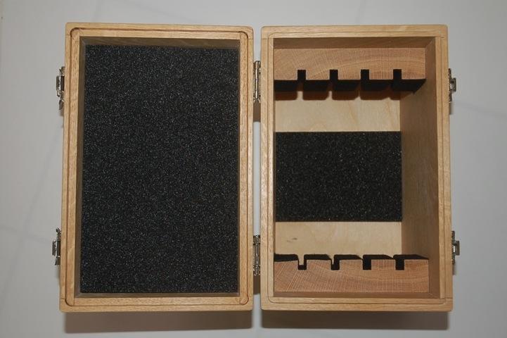 Aufbewahrungsbehälter für Filter