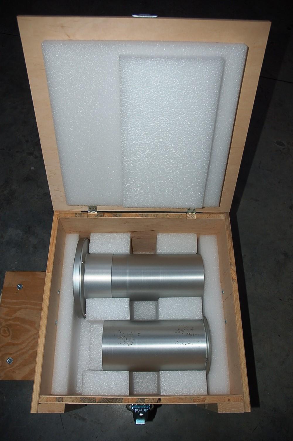 Behälter für Optikeinheit