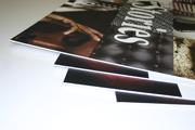 Plattendirektdurck auf Dibond, Forex, Kapa und Displaykarton