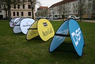 Flexboards für jede Veranstaltung