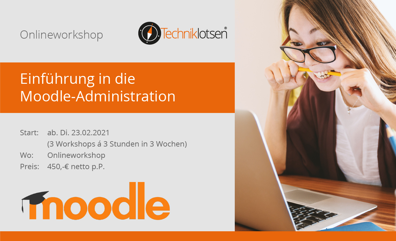 Einführung in die Moodle-Administration