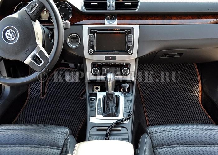 Коврики Volkswagen Passat CC
