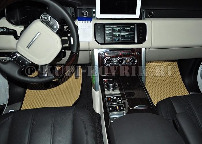 Коврики Land Rover Range Rover