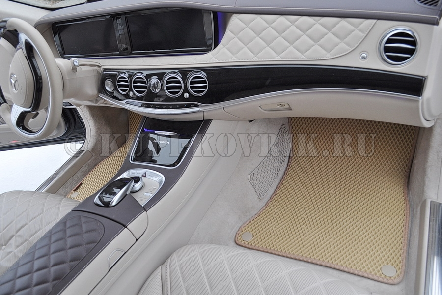 Коврики Mercedes-Benz S-klasse Maybach