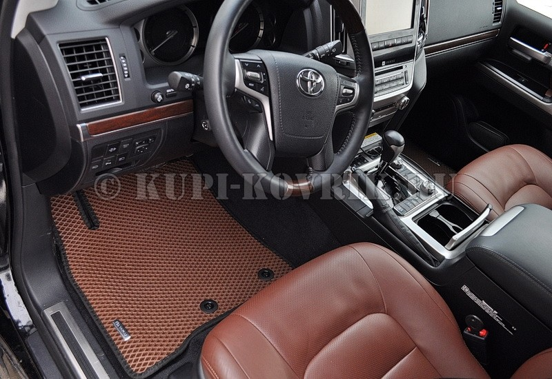 Коврики Toyota Land Cruiser 200