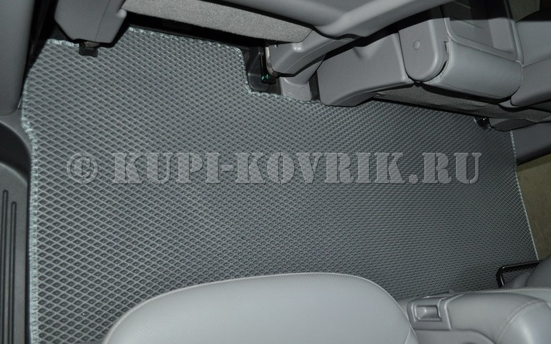 Коврики 2 ряда сидений СVX
