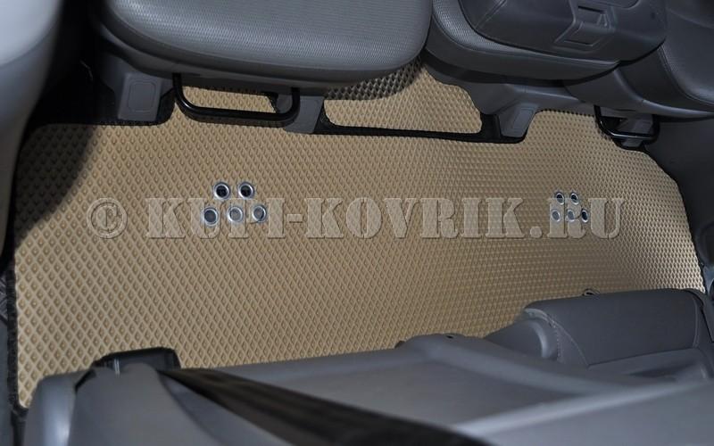 Коврик 3 ряда сидений, трансформер (категория В)