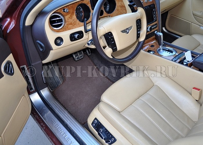 Коврики Bentley Continental