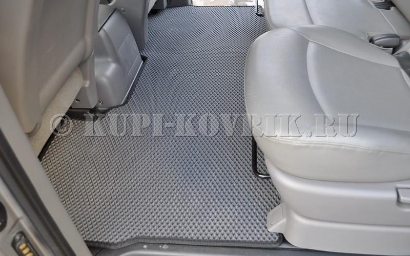 Коврики 2 ряда сидений HVX