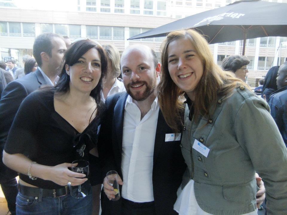 Céline Vivier (Ville de Bruxelles), Jean-Alexis Spitz (Forest), Julie Moulia (Ixelles)