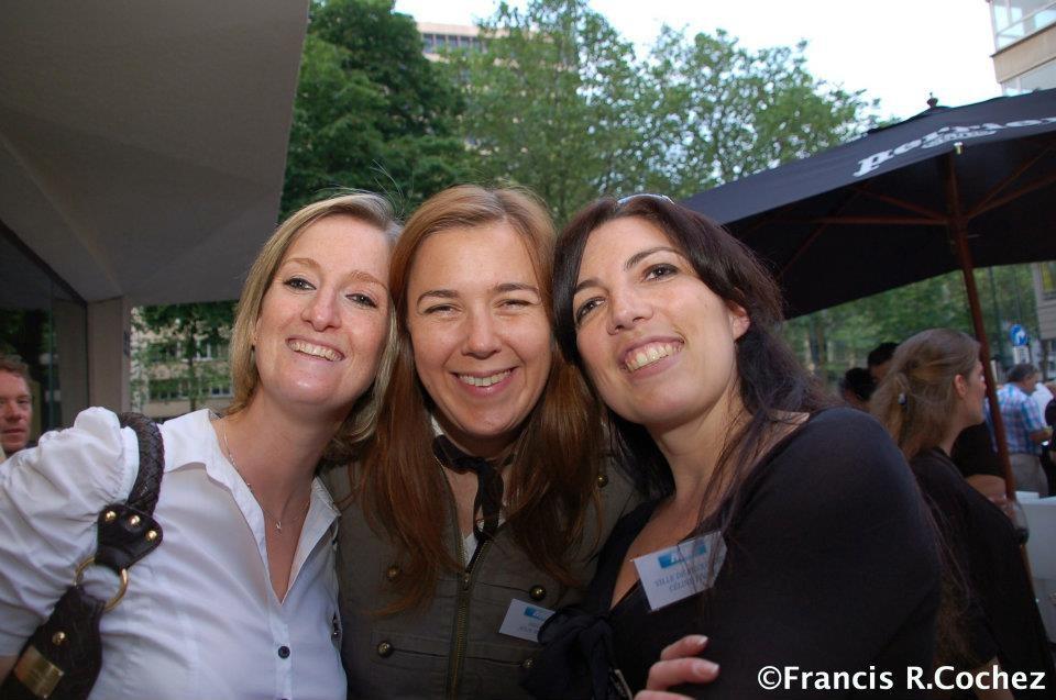 Isabelle Kempeneers (Ixelles), Julie Moulia (Ixelles), Céline Vivier (Ville de Bruxelles)