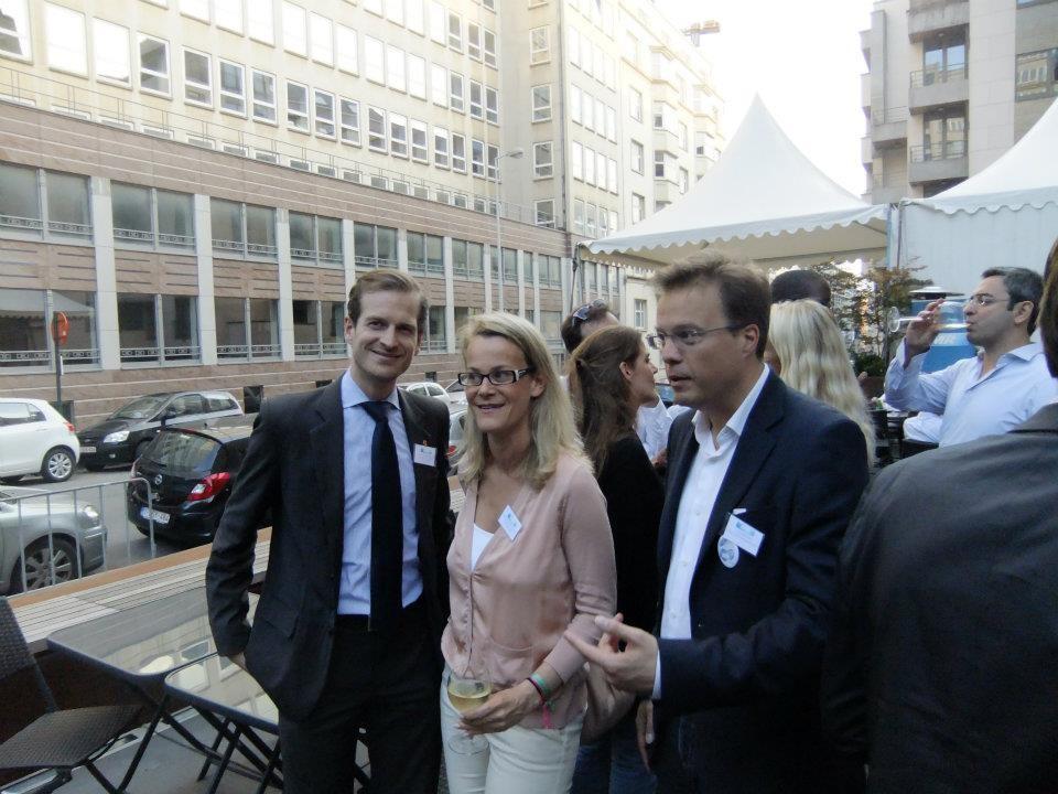 Geoffroy Coomans de Brachène (Ville de Bruxelles), Amélie Pans (Woluwe Saint Lambert), Jean-Philippe Rousseau (Schaerbeek)