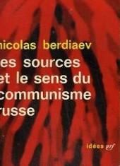 Les sources du communime russe, Nicolas Berdiaev (1935)
