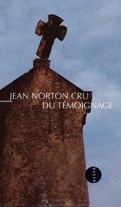 Du témoignage, Jean Norton Cru (1930)