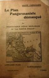 Le plan pangermaniste démasqué (1916)