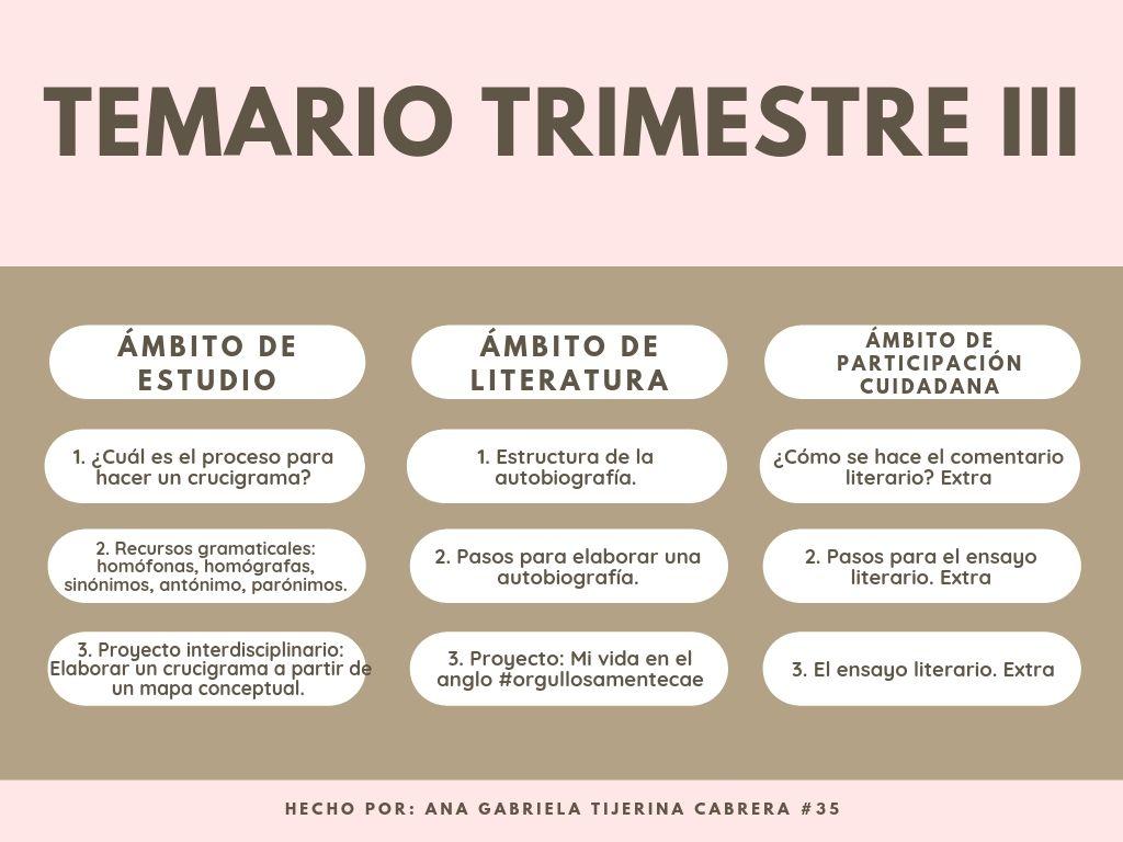 Trimestre 3 Página Web De Marifers N08