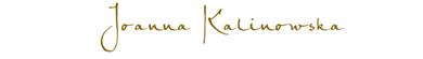 <unterschrift Joanna Kalinowska