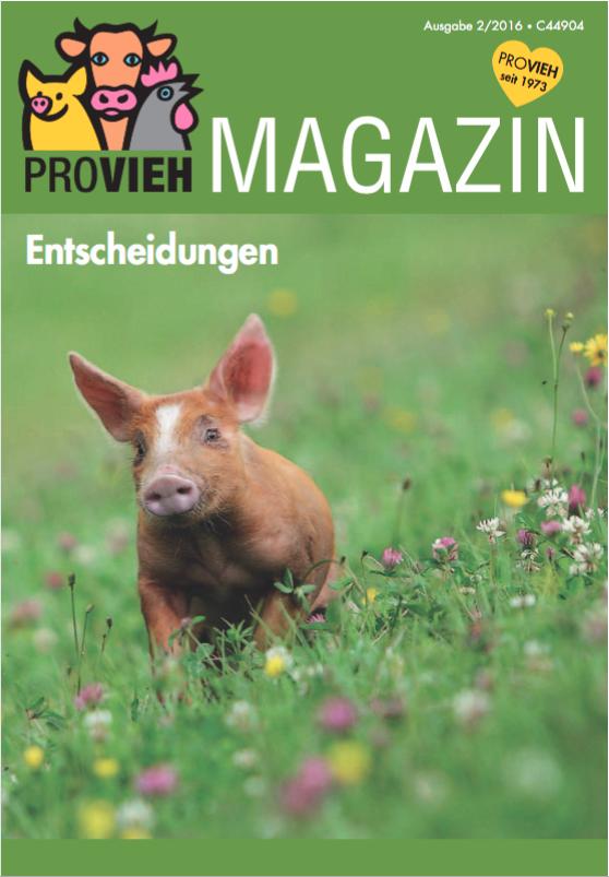 Magazine - Provieh