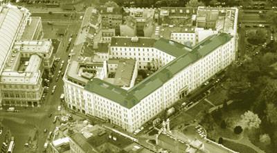 Wohnen im Zentrum von Wien-A, 2001