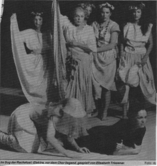 Elisabet Trissenar, Christiane Bruhn, Therese Hämer, Silke Jensen, Uta Prelle, Doina Weber