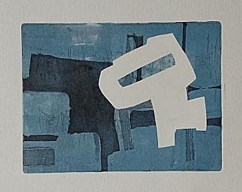 Ets, aquatint,  12,5 x 16,5 cm 2017