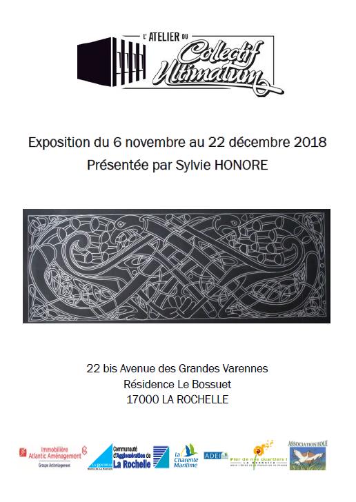 Exposition au Collectif Ultimatum - La Rochelle (17)