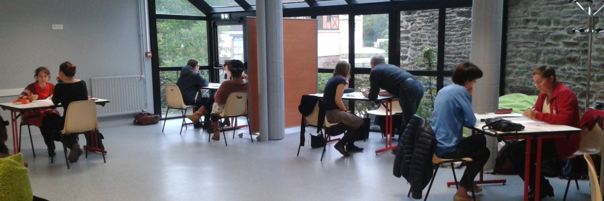 Atelier consultations - Rennes (35)