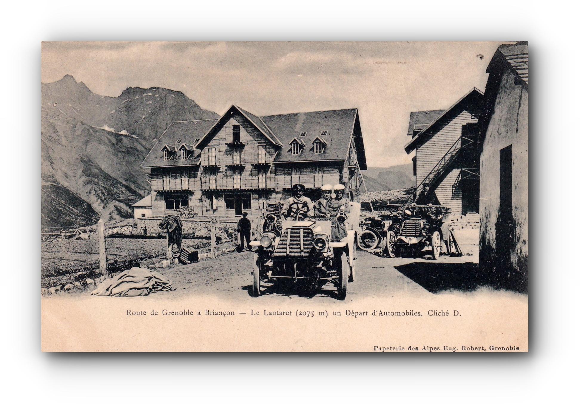 Le Lautaret - 29.08.1904